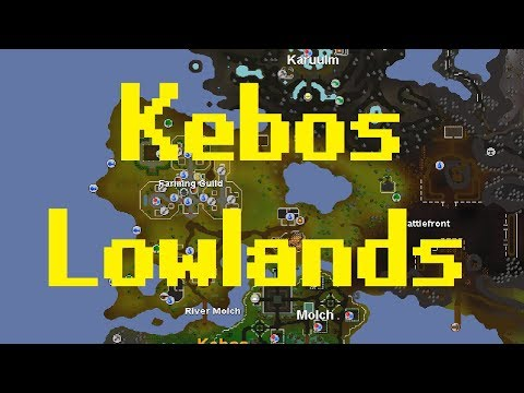 Kebos Lowlands update, everything summarized for people who didn't