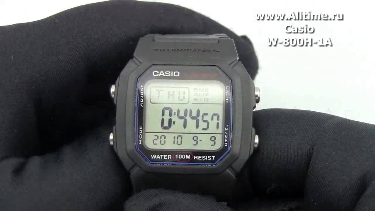 Мужские японские наручные часы Casio MTP-1200A-1A - YouTube