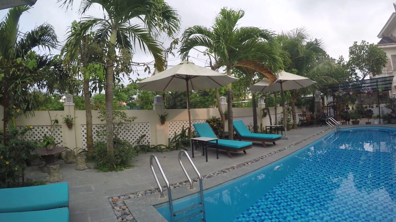 Homestay Hội An Có Bể Bơi – Villa Hội An Đẹp
