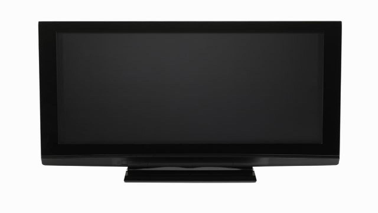 How to Clean a Sharp Aquos TV