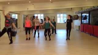 Shae - Sayang; Zumba (r) choreography