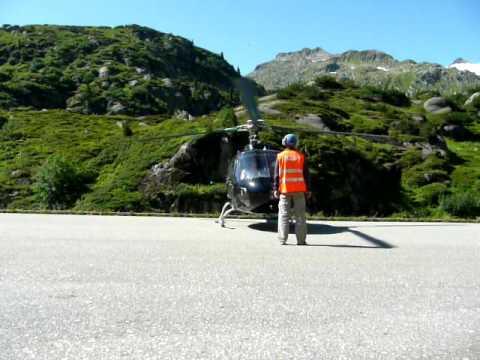 Swiss Helicopter Club Event 09 Sustenpass - Steing...