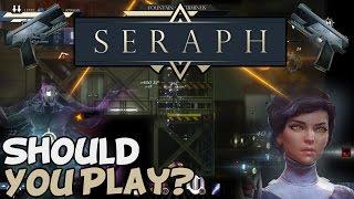 Seraph: Action Combat Platformer?