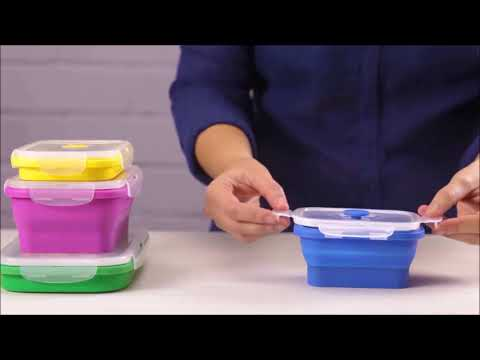silicone-collapsible-lunch-box-food-storage-container