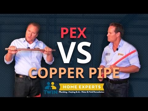 Repiping: PEX vs. Copper Pipes