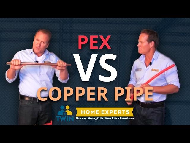 Plumbing 101: PEX vs  Copper Piping