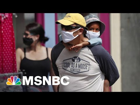 Pandemic Burnout Is Taking A Toll On Americans, Says Doctor