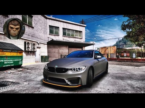 ► GTA 6 Graphics - ✪ REDUX - BMW M4 GTS Gameplay! Ultra Realistic Graphic ENB MOD PC - 1080p 60 FPS