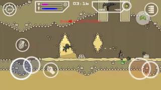 Mini Militia (Doodle Army) 2 - Game Play screenshot 3