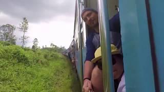 Kandy To Ella Train journey in Sri lanka