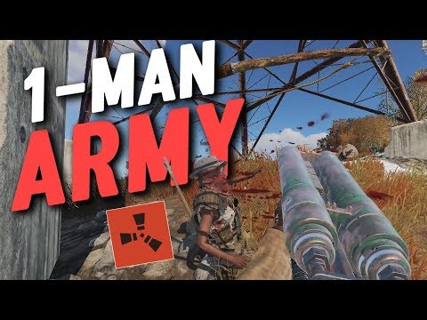 RUSTㆍONE MAN ARMY (Vanilla Progression & PvP) thumbnail
