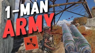 RUSTㆍONE MAN ARMY (Vanilla Progression & PvP)