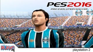 Pro Evolution Soccer 2016 (PES 2016 by TOP Games) no Playstation 2