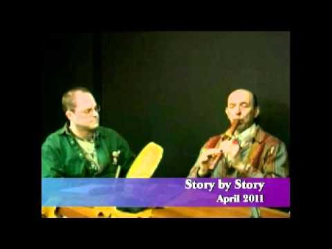 Joe & Jesse Bruchac playing the Abenaki song Tutuwas: Little Pine Trees