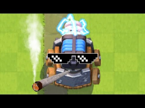 Funny Moments & Glitches & Fails | Clash Royale Montage #14