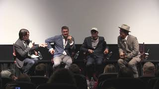 The Sisters Brothers - John C. Reilly, Jacques Audiard, And Thomas Bidegain Q&A