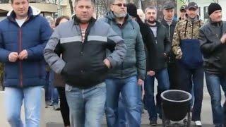 Пратэсты ў Берасці і Рагачове І Протесты в Бресте и Рогачеве