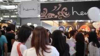 CGC時尚女孩派對 x 人氣攤位 華研國際關係企業旗下品牌 (heme喜蜜,EVOLU艾芙洛,ORENDA) Thumbnail