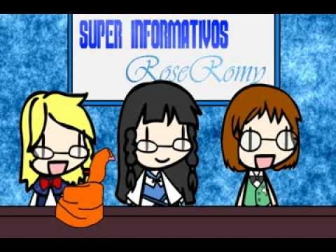 Super Informativos RoseRomy (9-09-13 y 16-09-13)