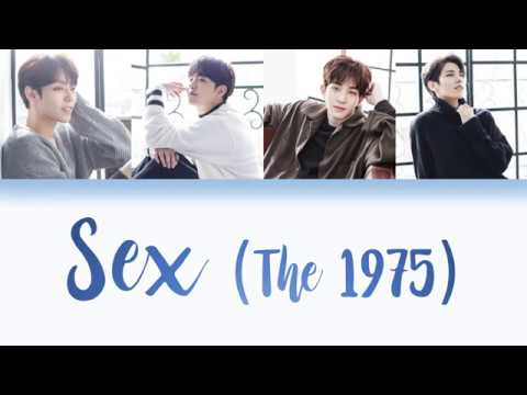 The Rose (더 로즈) - Sex (The 1975) English Color Coded Lyrics