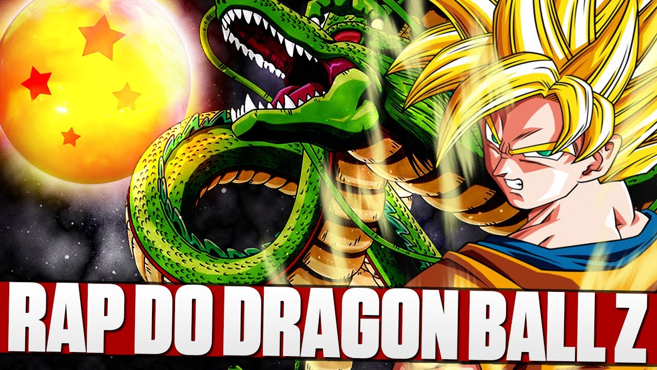 Rap do dragon ball z youtube for Chambre dragon ball z