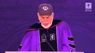 2014 NYU President John Sexton Speech