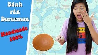 Vào Bếp làm BÁNH RÁN DOREAMON cùng Yến Nhi | NYN KID thumbnail