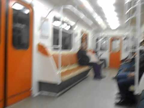 Metro System   Yerevan   Armenia   November 2013