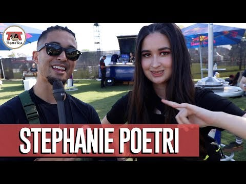 88Rising SIGNS Stephanie Poetri (EXCLUSIVE) | Head in the Clouds Festival | The Lunch Table