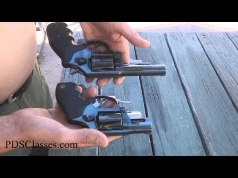 Home Defense Guns Part 1 - Revolvers