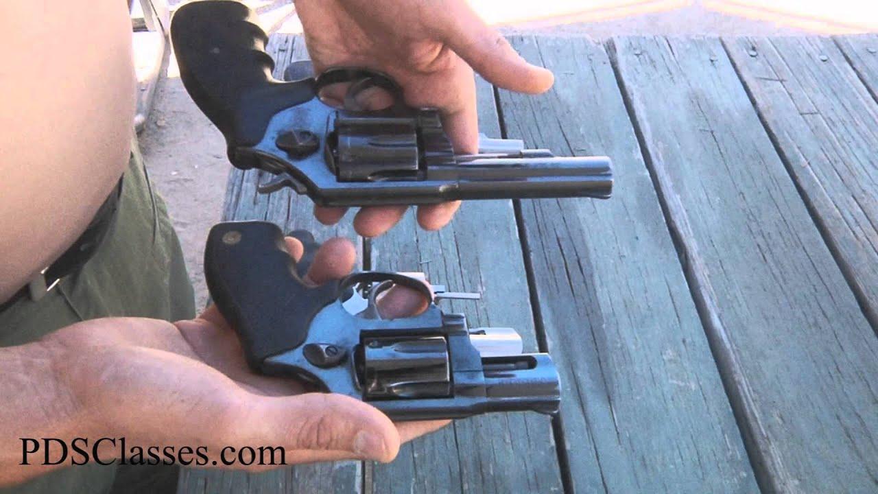 Home Defense Guns Part 1