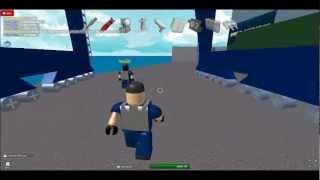 (ROBLOX 2012) KRE-O Battleship Scavenger Hunt Where to Find Light (item #3)