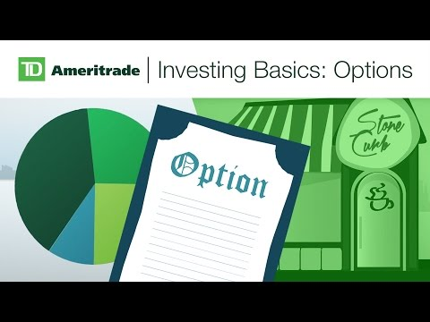 Investing Basics: Options