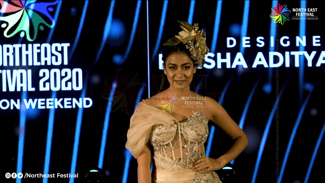 Barsha Aditya Singh | NEF Fashion Weekend 2020