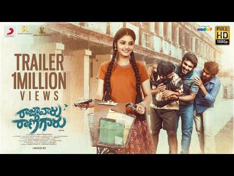 Raja Vaaru Rani Gaaru - Trailer   Kiran Abbavaram, Rahasya Gorak, Ravikiran, Manovikas D, Manoj K