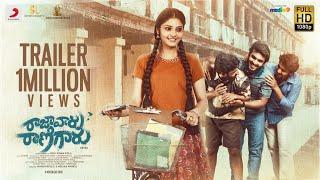 Raja Vaaru Rani Gaaru - Trailer | Kiran Abbavaram, Rahasya Gorak, Ravikiran, Manovikas D, Manoj K