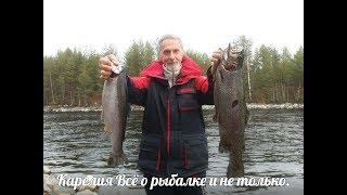 Осіння риболовля, у всьому є свої принади