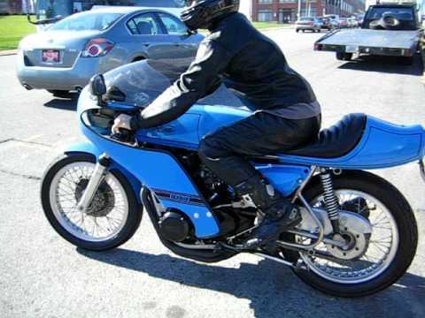 1975 Rickman CR Kawasaki 900