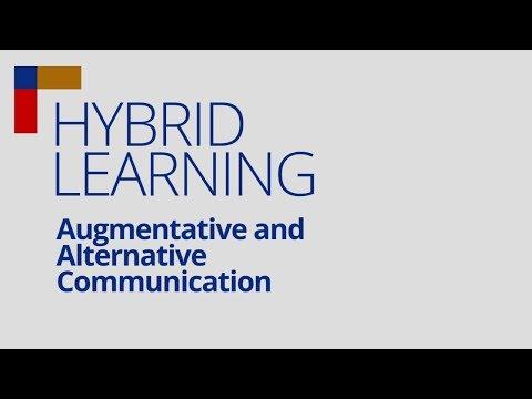 UP Hybrid Learning: Augmentative And Alternative Communication