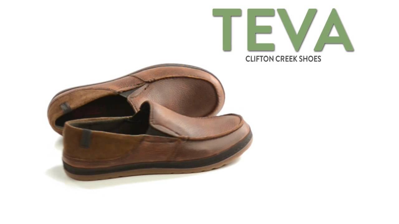 Teva Clifton Creek Shoes - Leather