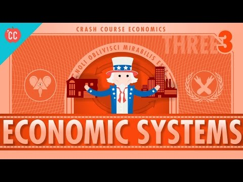 Economic Systems and Macroeconomics: Crash Course Economics