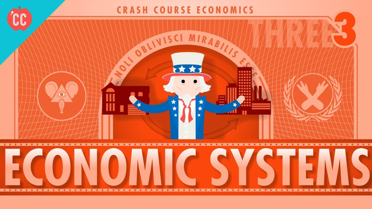 what are the four economic systems