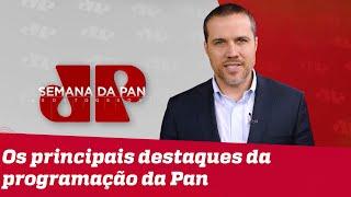 SEMANA DA PAN - SERGIO MORO NO RODA VIVA, DENÚNCIA DE GLENN, JUIZ DE GARANTIAS