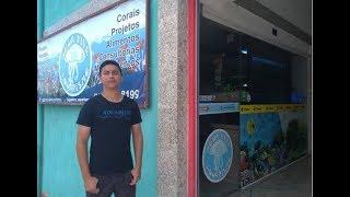 70°- Visitando a loja água-viva Aquarismo