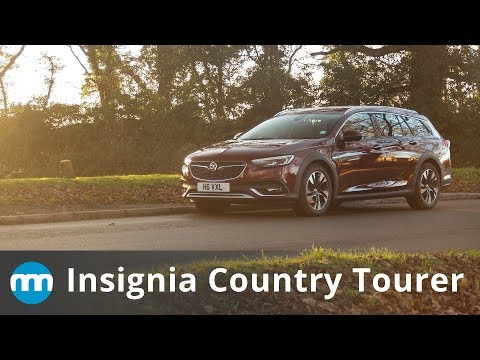 2019 Vauxhall Insignia Country Tourer Review - New Motoring