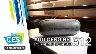 Trên tay Audioengine 512 - loa di động nhỏ gọn sắp ra mắt