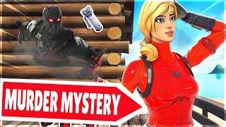 KOJA OSOBA OD OVIH OVDJE JE UBOJICA?!? - Fortnite Murder Mystery