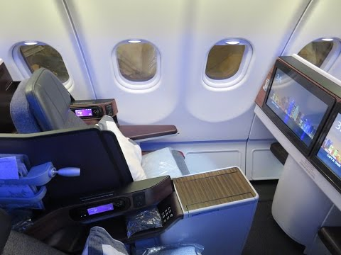Qatar Airways A330 Business Class Doha to Maldives (+ PHENOMENAL Al Mourjan lounge)
