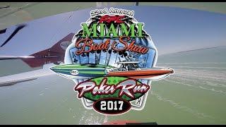 2017 FPC Miami Boat Show Poker Run TV Show – Part 3