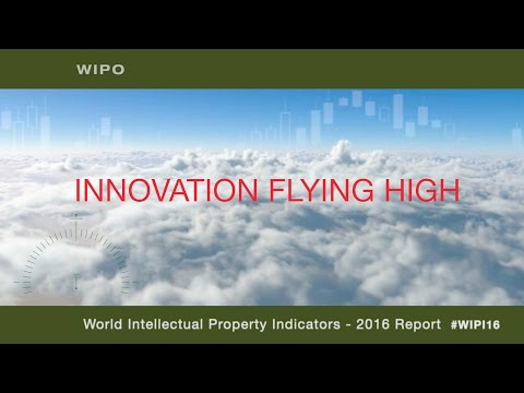 Key Trends in Global Intellectual Property Filings in 2015